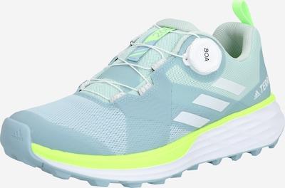 ADIDAS PERFORMANCE Chaussure de course en azur / bleu pastel, Vue avec produit