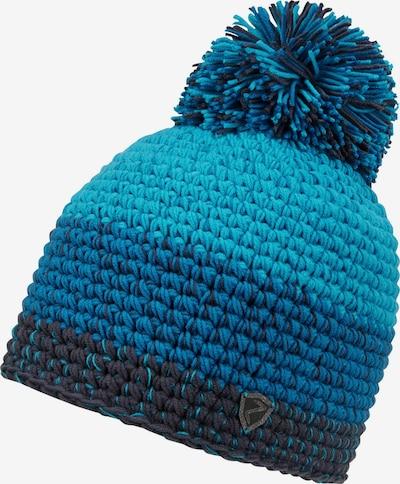 ZIENER Bommelmütze in blau, Produktansicht