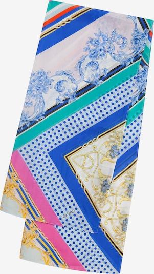 CODELLO Schal in hellblau / mischfarben, Produktansicht