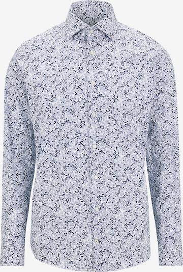 JOOP! Hemd ' Mika ' in blau / hellblau / weiß, Produktansicht