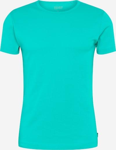 ESPRIT T-Shirt en turquoise: Vue de face