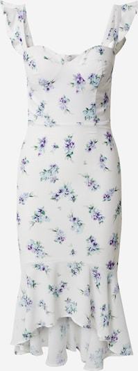 Jarlo Dress 'LAVENDER' in Mixed colours, Item view