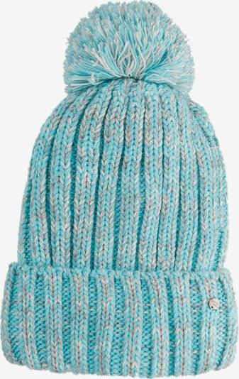 Finn Flare Strickmütze in blau, Produktansicht