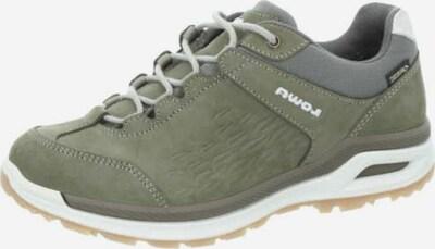 LOWA Schnürschuhe in hellgrün, Produktansicht