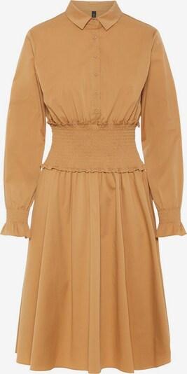 Y.A.S Robe-chemise en beige clair: Vue de face
