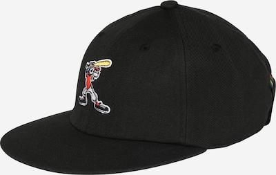 ADIDAS ORIGINALS Cap 'GOOFY' in gelb / grau / rot / schwarz / weiß, Produktansicht