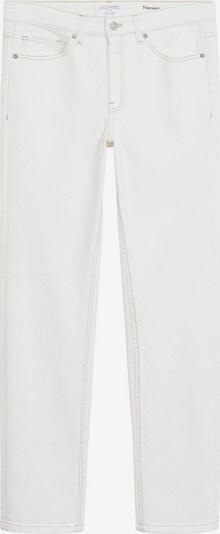 VIOLETA by Mango Jeans in white denim, Produktansicht