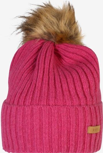 Megzta kepurė 'Augusti Beanie' iš Barts , spalva - purpurinė, Prekių apžvalga