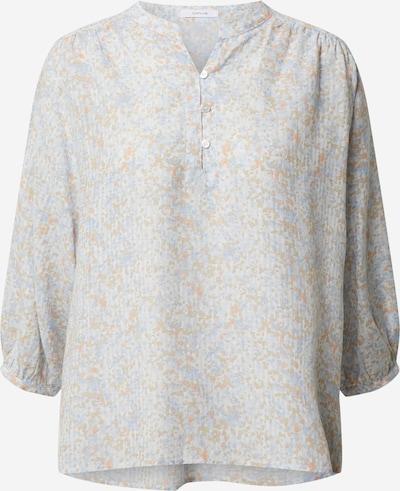 OPUS Bluse 'Flanja' in creme / hellblau / mischfarben, Produktansicht