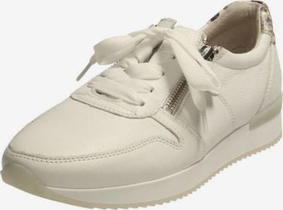 GABOR Schnürschuhe in weiß, Produktansicht