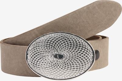 RETTUNGSRING by showroom 019° Gürtel in taupe, Produktansicht