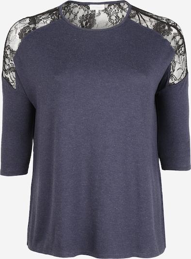 ONLY Carmakoma Majica | temno siva barva, Prikaz izdelka