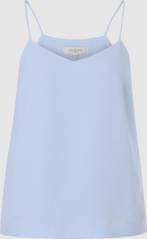 SELECTED FEMME Cleanes Top 'SFSMILE'