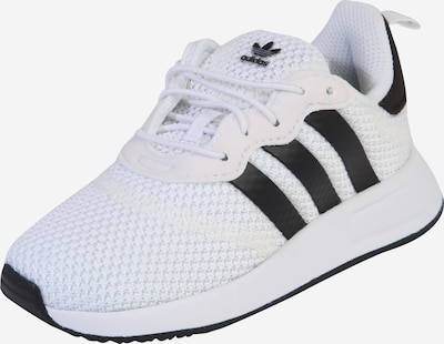 Sneaker ADIDAS ORIGINALS pe negru / alb, Vizualizare produs