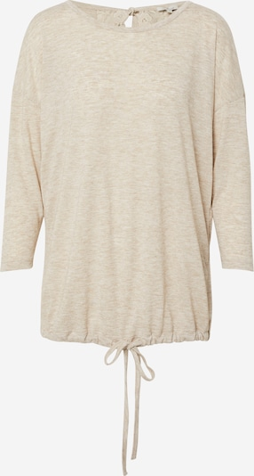 TOM TAILOR Shirt in beige / sand, Produktansicht