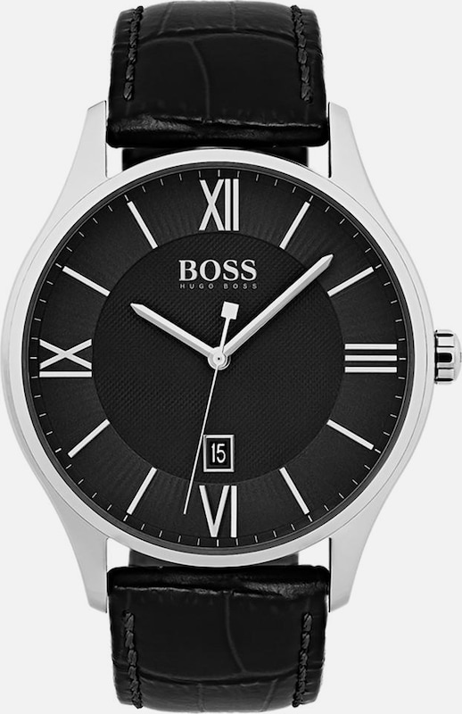 BOSS Boss Quarzuhr »GOVERNOR CLASSIC, 1513485«