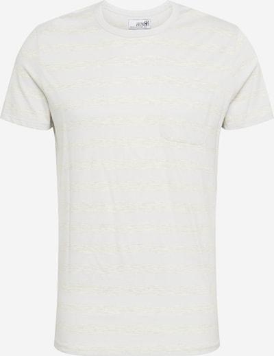 Marškinėliai 'Malik' iš Hailys Men , spalva - pilka / balta, Prekių apžvalga