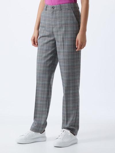 Pepe Jeans Hose 'Barbare' in hellblau / grau / rosa / weiß, Modelansicht