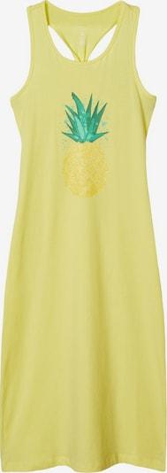NAME IT Kleid in gelb / mischfarben, Produktansicht