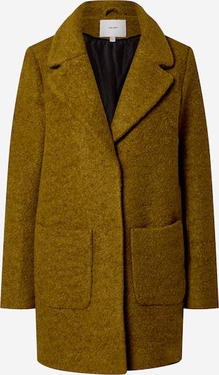 ICHI Manteau mi-saison en vert gazon, Vue avec produit
