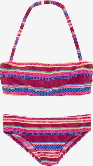 BUFFALO Bandeau-Bikini in mischfarben, Produktansicht
