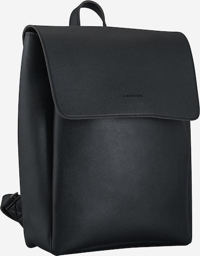 Expatrié Rucksack 'Noelle' in schwarz, Produktansicht