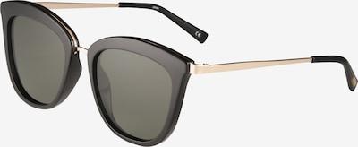 LE SPECS Sonnenbrille 'Caliente' in gold / schwarz, Produktansicht