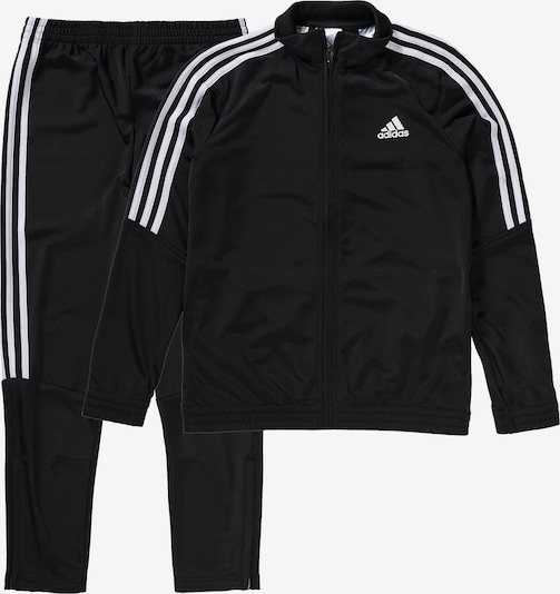 ADIDAS PERFORMANCE Trainingsanzug 'Tiro' in schwarz, Produktansicht
