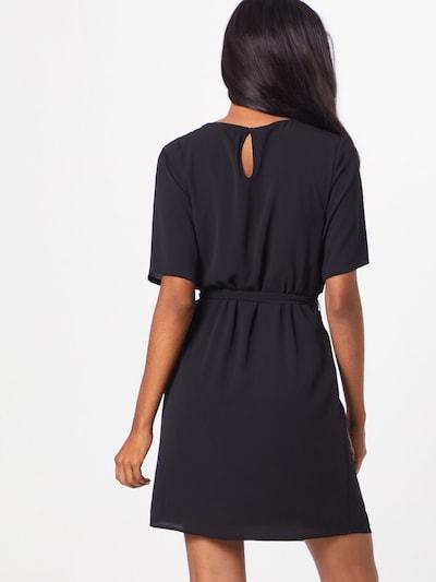 JACQUELINE de YONG Kleid 'AMANDA' in schwarz: Rückansicht
