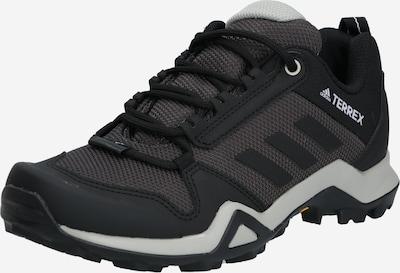ADIDAS PERFORMANCE Lage schoen 'TERREX AX3' in de kleur Grijs / Zwart, Productweergave