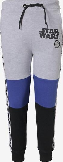 STAR WARS Jogginghose in blau / grau / schwarz, Produktansicht