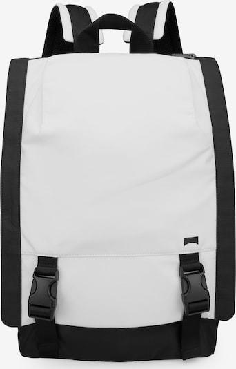 CAMPER Rucksack 'Vim' in schwarz / weiß, Produktansicht
