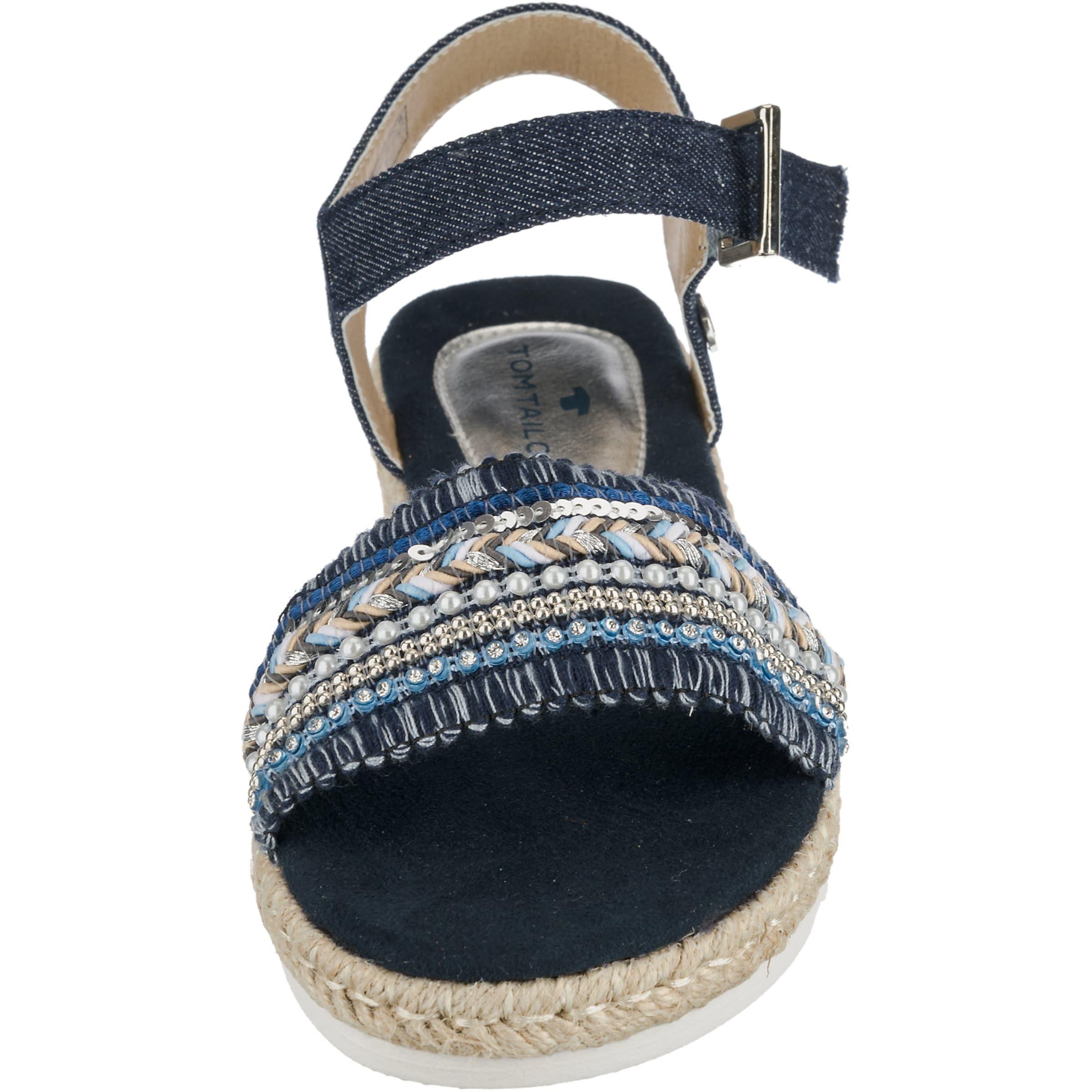 Günstig Kaufen Footlocker Finish TOM TAILOR Sandalen Zum Verkauf Zum Verkauf Niedriger Preis Versandkosten Für Online-Verkauf NqAJsPAyPp