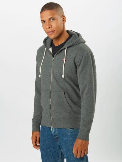 LEVI'S Sweatshirt in de kleur Grijs: Vooraanzicht