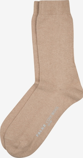 FALKE Socken 'Cosy Wool' in camel, Produktansicht