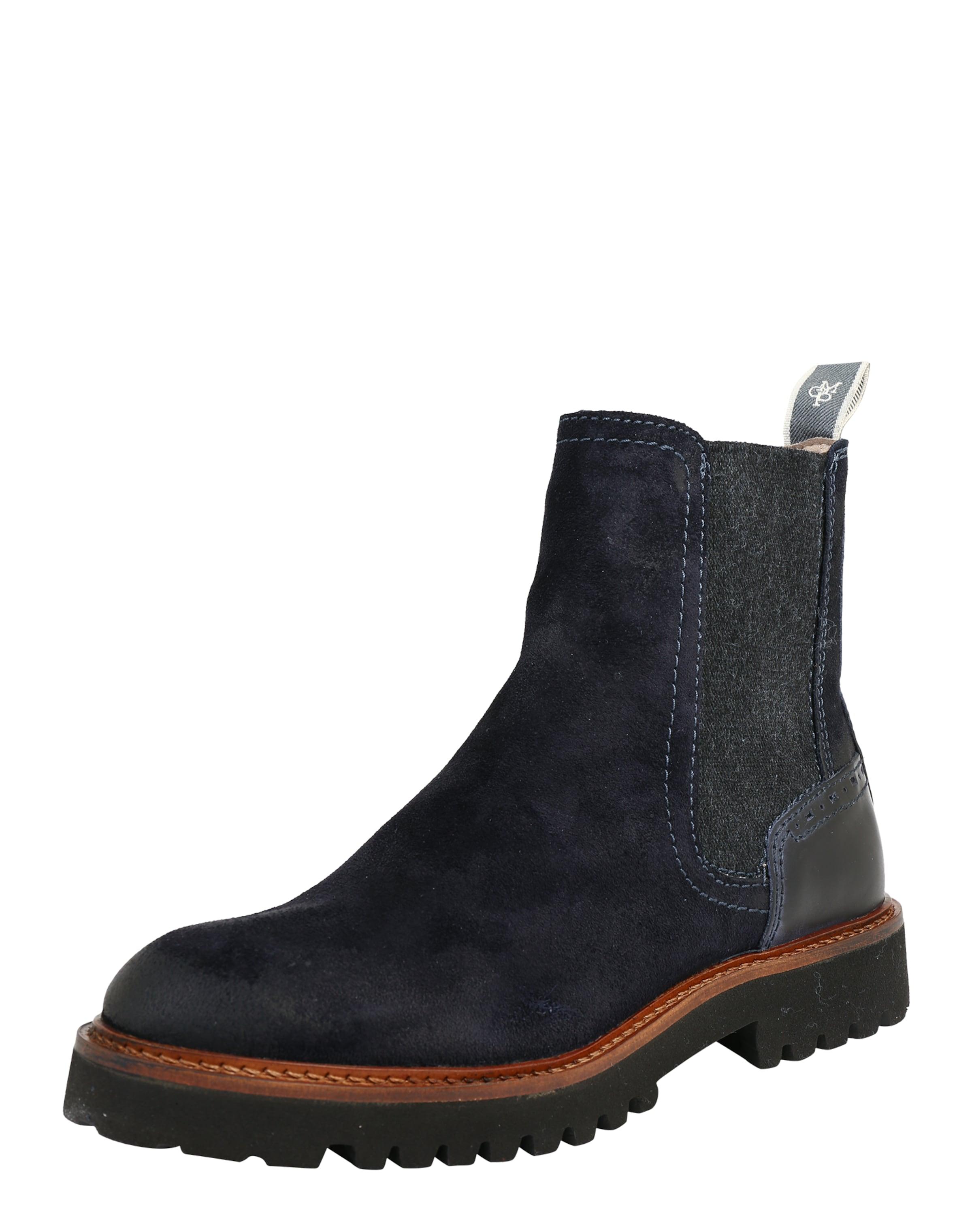 Marc O'Polo Chelsea Boots 'Flat' Wo Niedrigen Preis Kaufen Günstiger Preis Niedrig Versandgebühr 32wigiB