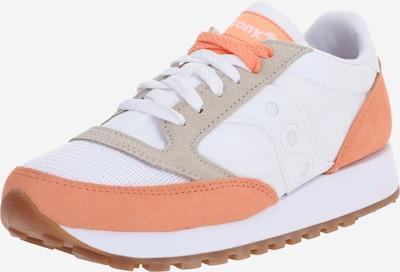saucony Sneakers 'JAZZ ORIGINAL VINTAGE' in beige / koralle / weiß, Produktansicht