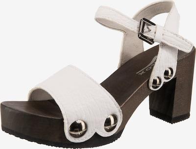 SOFTCLOX Sandaletten 'Eilyn' in weiß, Produktansicht