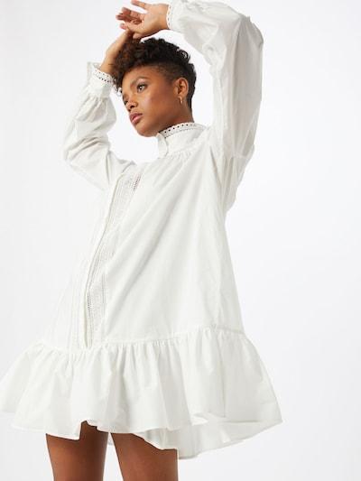 Custommade Kleid 'Elorie' in weiß, Modelansicht