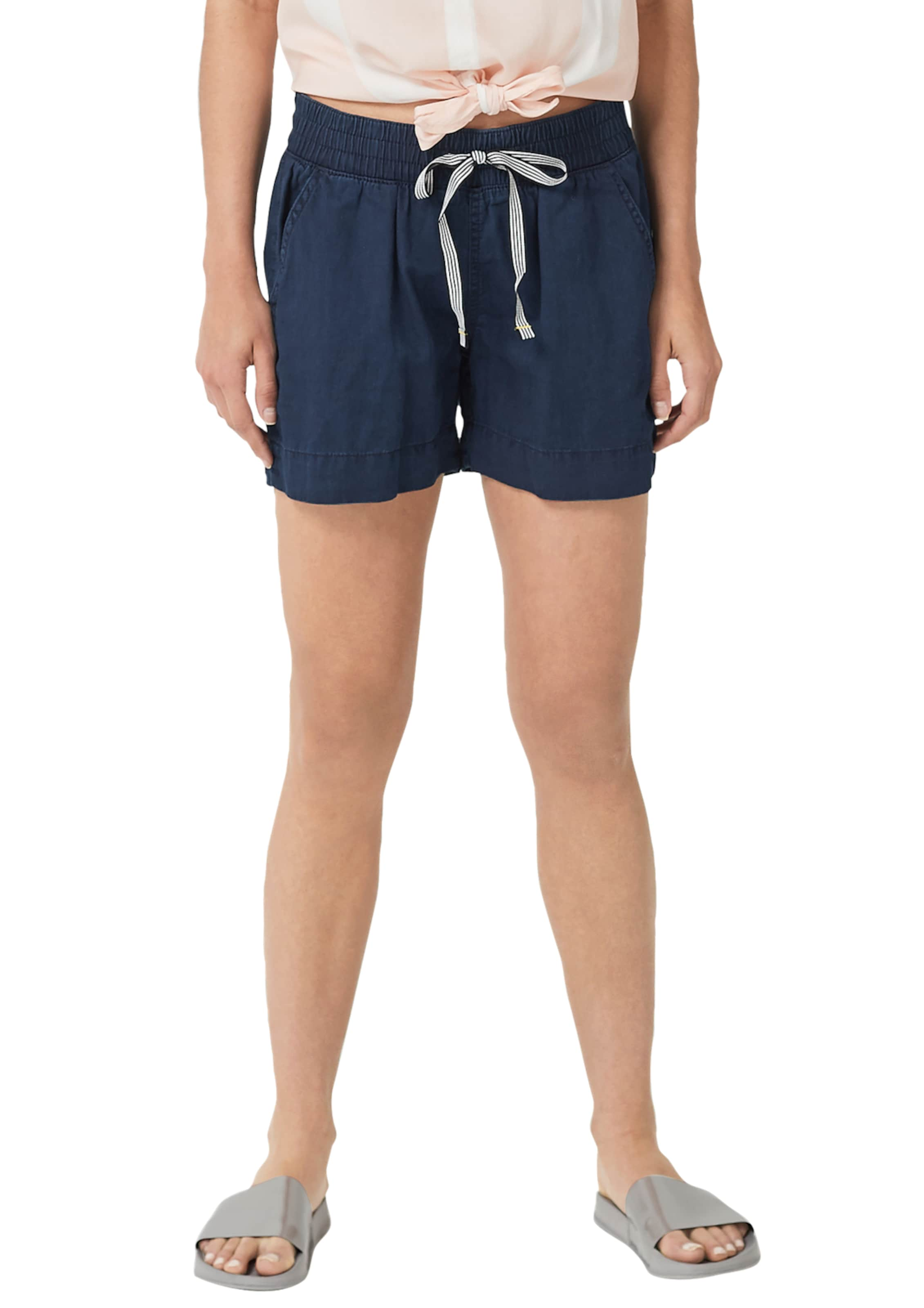 'abby' Dunkelblau s Denimshorts Q In By Designed YW2I9EDH