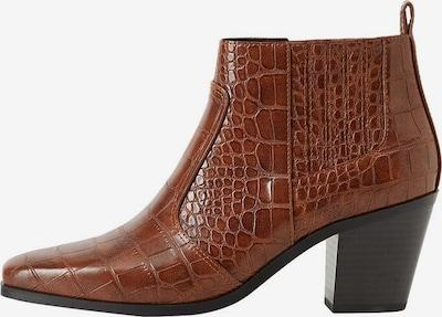 MANGO Chelsea boty 'Dorado' - hnědá, Produkt