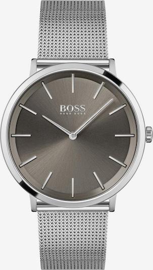 BOSS Casual Uhr 'SKYLINER' in silber, Produktansicht