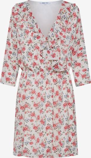 ABOUT YOU Kleid 'Fenna' in grün / rosa / weiß, Produktansicht