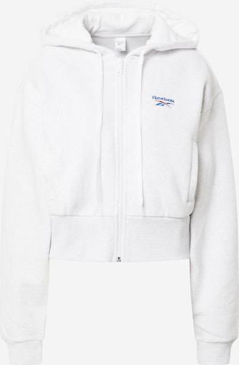 Reebok Classic Sweatvest in de kleur Wit, Productweergave