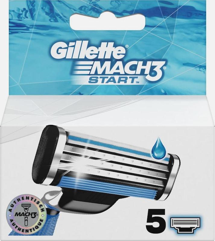 Gillette 'Mach3 Start', Rasierklingen, 5-tlg.