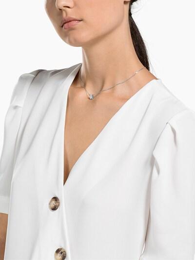 Swarovski Kette 'Attract' in silber: Frontalansicht