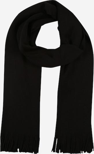JOOP! Sjaal 'Rouven' in de kleur Zwart, Productweergave