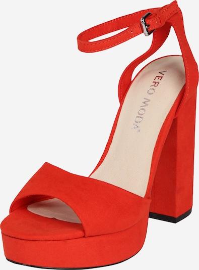 VERO MODA High Heels 'VMCLOVER' in rot, Produktansicht