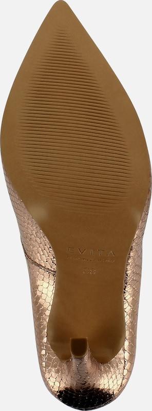 Haltbare Mode billige Schuhe EVITA | Damen Pumps Schuhe Gut getragene getragene Gut Schuhe 3fca66