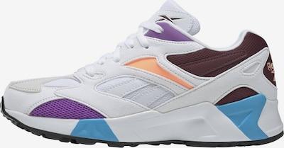 Reebok Classic Sneaker 'Aztrek 96' in hellblau / neonlila / apricot / oxid / weiß, Produktansicht